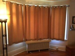 Custom made drapes London Ontario image 1