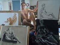 Young Male Life model 1hour free