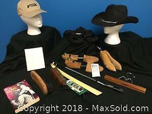 Mens Hats, Shoe Stretchers, Shoe Horns, Brushes