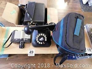 Cameras, Binoculars And More A
