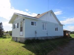 3 Bedrm Home with Acreage Alban Ontario