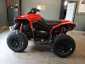 New 2018 Can Am Renegade 850