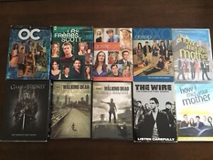 Séries DVD GAME OF THRONES HOW I MET YOUR MOTHER