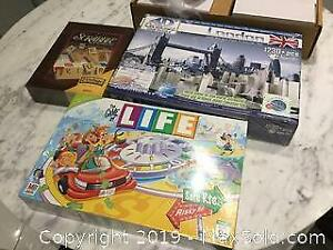 New Board games And Entertainment