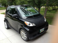 2009 Smart Fortwo Pure Coupe (2 door)