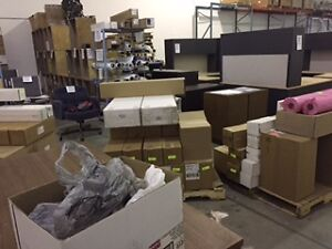 Moving / Closing Office & Warehouse Sale