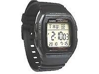 digital watch CASIO