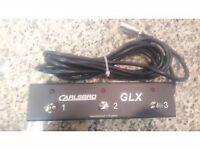 Carlsbro GLX Footswitch