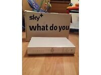 Sky+ Box with Remote & Power Lead