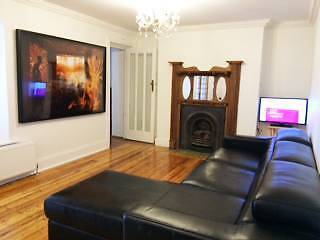 ST KILDA furnished luxury 2 bedroom townhouse $200pp/pw inc bills St Kilda Port Phillip Preview