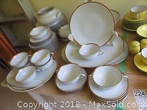 Hutschenreuther Dinnerware Set For 12 - A