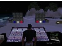 Sound Engineer for hire with digital mixer and full P.A