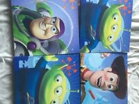 Toy Story Canvas Set