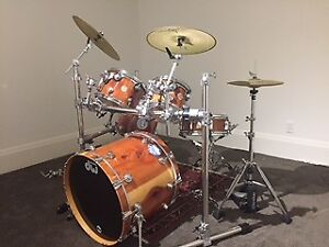 DW Collector Series Maple Exotic