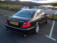 Merc E320 cdi Avantgarde , ex VIP car, Very Fast yet Very Economical, Beautiful car