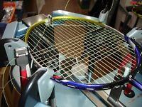 Badminton Racket Restring Service (Drop & Collect)