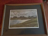 Scottish Prints - limited editions - Mary King