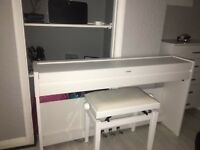 PIANO YAMAHA YDP S52 WHITE FOR SALE
