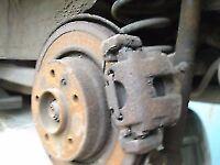 bmw e46 compact rear calliper brake