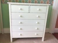 Bedroom Furniture for SALE (Chest of Drawers, Wardrobe & Single Bed inc Storage)