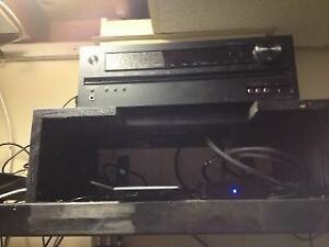Onkyo HT-R591 Receiver and Remote