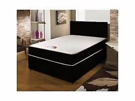 FREE Delivery Today BRANDNEW Double Bed & 24cm Memoryfoam Mattress Huge Savings