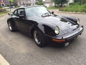 1978 PORSCHE 911 930 TURBO COUPÉ