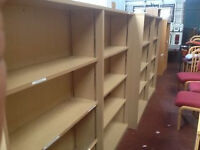 Beech Bookcases