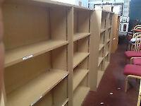 Oak Venner Bookcases