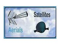 Aerial, Satellite, Freeview, Sky, Installation and Repair Services