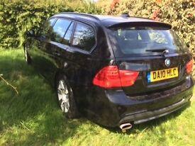 BMW 320i M SPORT Black Touring