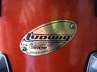 Ludwig tom accent cs made in China condition average stored in garage