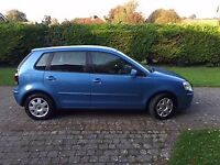 V.W Polo 1.4 S with full V.W Service History.One former owner. Lovely condition.