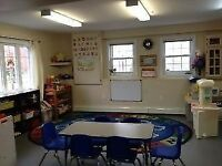 Licensed daycare in Clayton Park