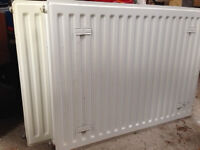 Selection of 5 single and double pannel radiators in different sizes