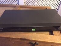 Samsung HD 870 DVD Player with remote £10