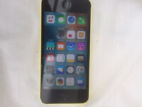 iPhone 5C 8GB unlocked to all networks £65 ono or exchange ipad mini