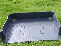 land rover discovery boot liner for sale in good condition