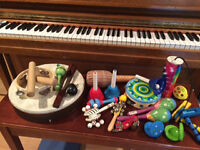 Imagination Mashup - Music, Kids' Lit and Crafting!