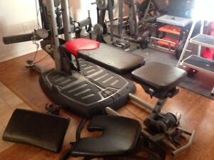 Bowflex ultimate 2 Home gym
