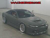 Nissan Silvia 1999 2.0 S-15 Turbo Drift Fresh Import