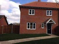 3 bed house offered exchange for 4 bed.