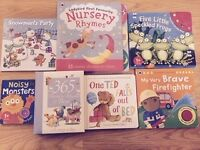 Children's Story and Nursery Rhyme Books 7