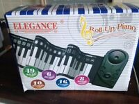 Elegance Roll up piano
