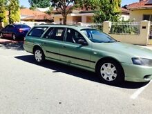 Ideal backpacker wagon 2008 Ford Falcon lpg Stirling Stirling Area Preview