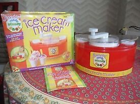 Junior Ready Steady Cook Ice Cream maker