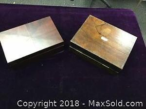 Antique and Vintage Boxes