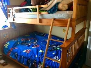 Bunk beds + more