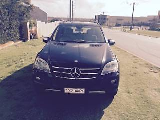 2009 Mercedes-Benz ML Wagon Luxury is only a Stone Throw Away Dianella Stirling Area Preview
