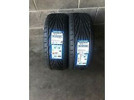 2 x 1954516 TOYO PROXES T1R NEW TYRES